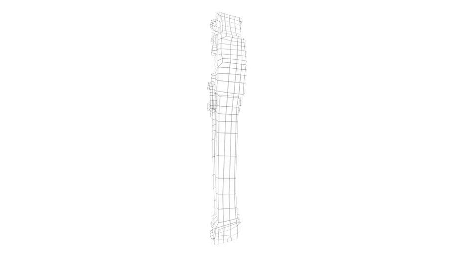 古盾 royalty-free 3d model - Preview no. 18
