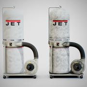 Sawdust Collector - JET 01 3d model