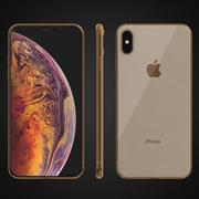 Apple iPhone XS max 3d model