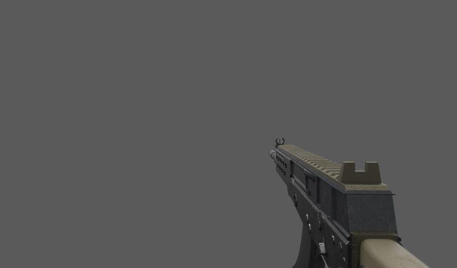 AK - 12 royalty-free 3d model - Preview no. 6