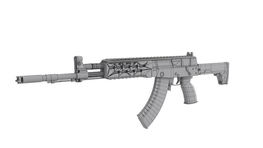 AK - 12 royalty-free 3d model - Preview no. 2