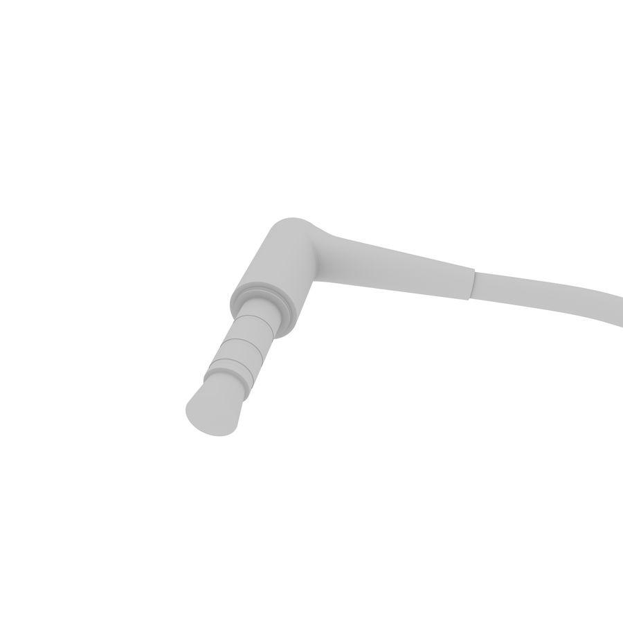 Słuchawki - słuchawki royalty-free 3d model - Preview no. 7