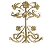 Ornamento de Art Nouveau 3d model