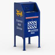 Mailbox 2 3d model