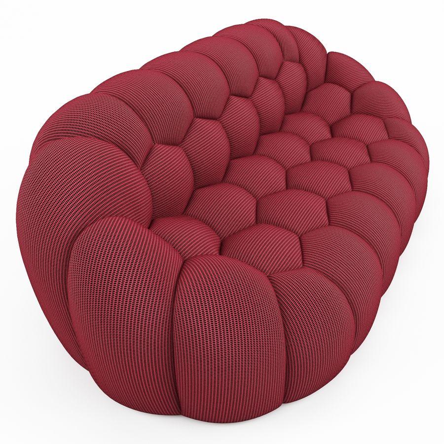 Bubble Sofa Roche Bobois bubble soffa roche bobois 3d-modell $15 - .obj .max - free3d