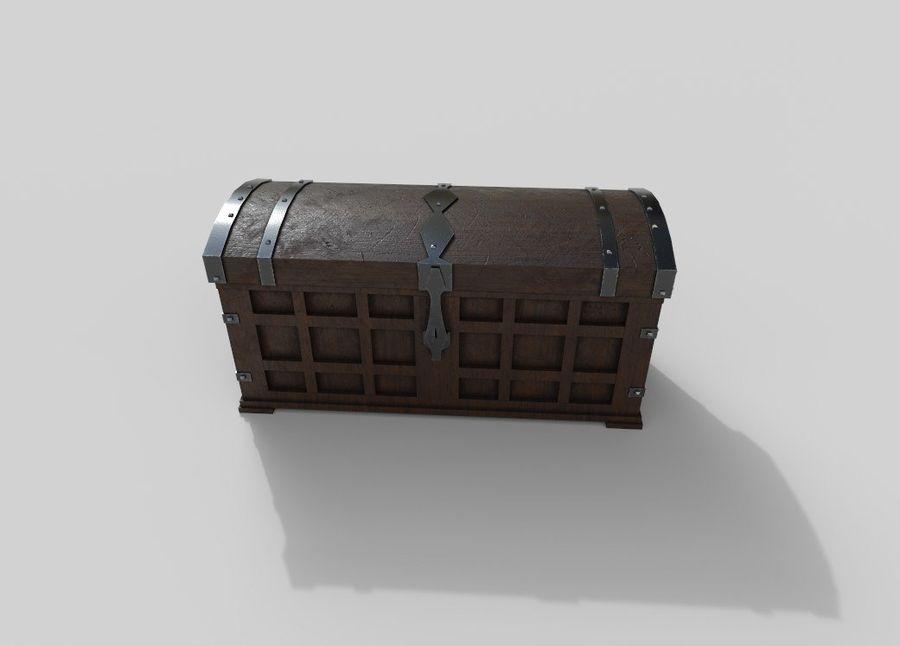коробка royalty-free 3d model - Preview no. 3