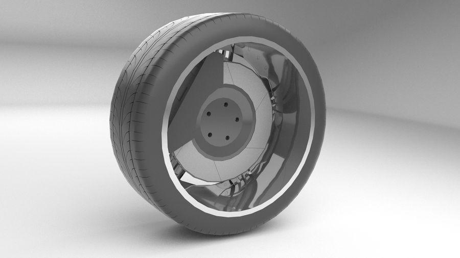 Custom rim royalty-free 3d model - Preview no. 5