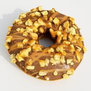 Donut 1 3d model