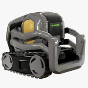 Anki Vector Robot Low Poly 3d model