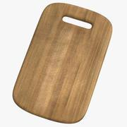 Chopping Board 03 3d model