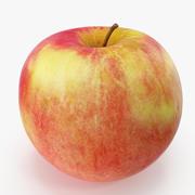 Apple 07 3d model