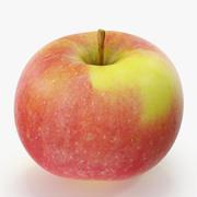 Apple 09 3d model