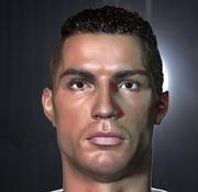 Cristiano Ronaldo 3d model
