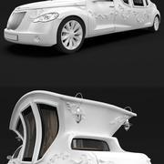 Coach.limousine.Chrysler.PT 3d model