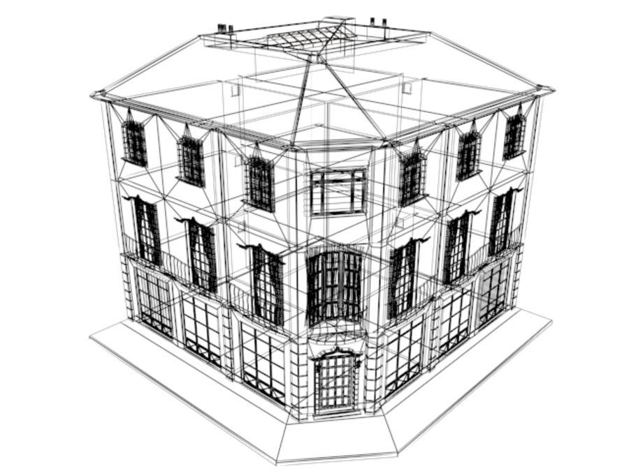 Şehir Yapısı royalty-free 3d model - Preview no. 13
