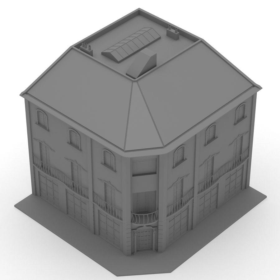 Şehir Yapısı royalty-free 3d model - Preview no. 7