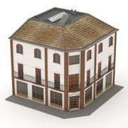 Construir ciudad modelo 3d