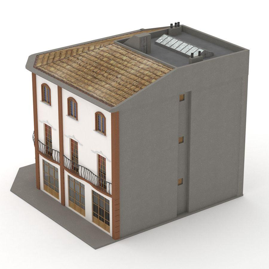 Şehir Yapısı royalty-free 3d model - Preview no. 4