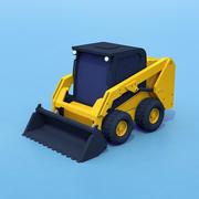Mini Loader 3d model