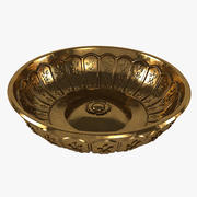 Hand Made Hammam Bowl 3d model