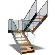 现代楼梯5 3d model