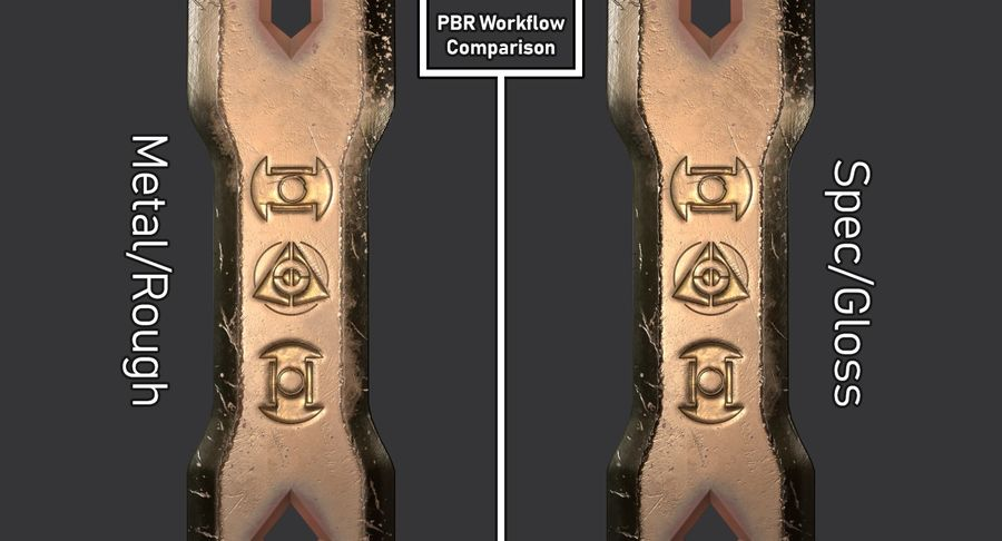 Ancient Sword royalty-free 3d model - Preview no. 30