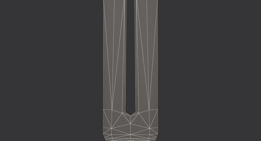 Ancient Sword royalty-free 3d model - Preview no. 23
