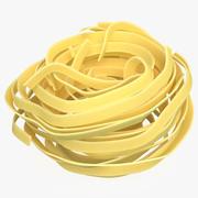 Egg Pasta Nest 3d model