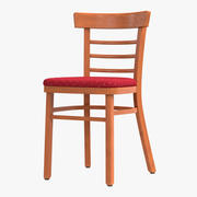Dining Chair 01-A 3d model