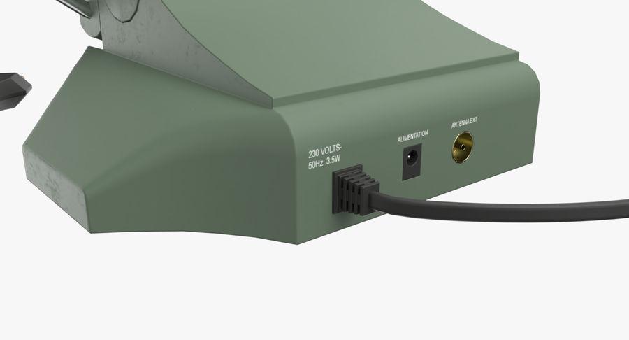 TV-antenn royalty-free 3d model - Preview no. 6