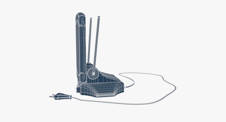 TV-antenn royalty-free 3d model - Preview no. 10