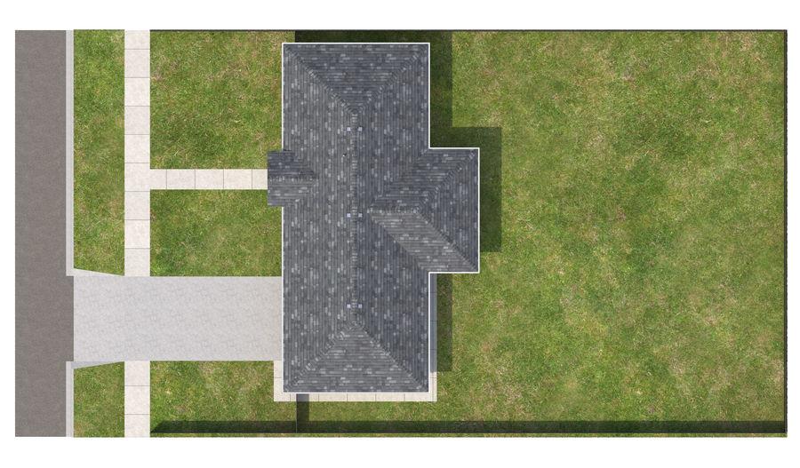 집 -145 royalty-free 3d model - Preview no. 2