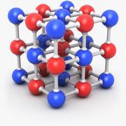 Molecule 3 3d model