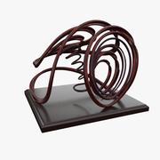 Rzeźba abstrakcyjna 3d model