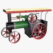 Machine à vapeur Mamod 3d model