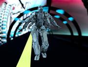 Futurystyczny Robot-Origenal 3d model
