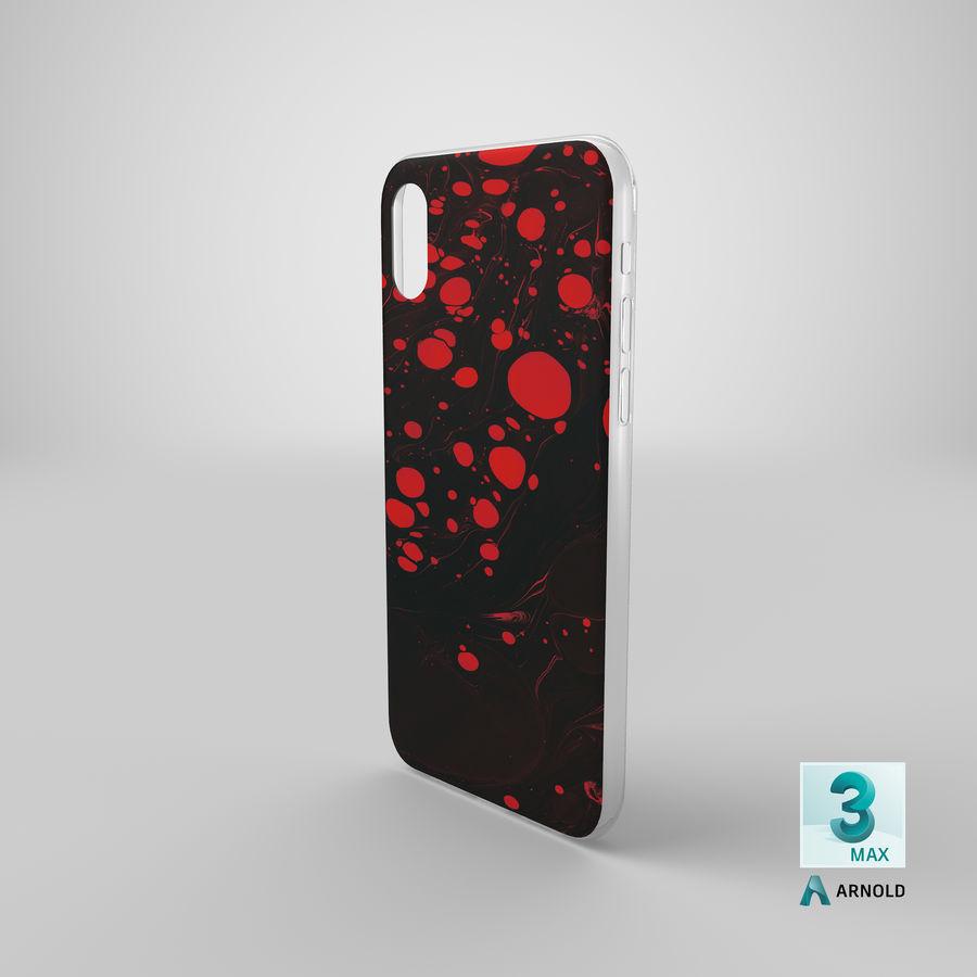 iPhone XS Kılıfı royalty-free 3d model - Preview no. 17