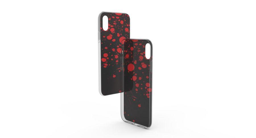 iPhone XS Kılıfı royalty-free 3d model - Preview no. 3