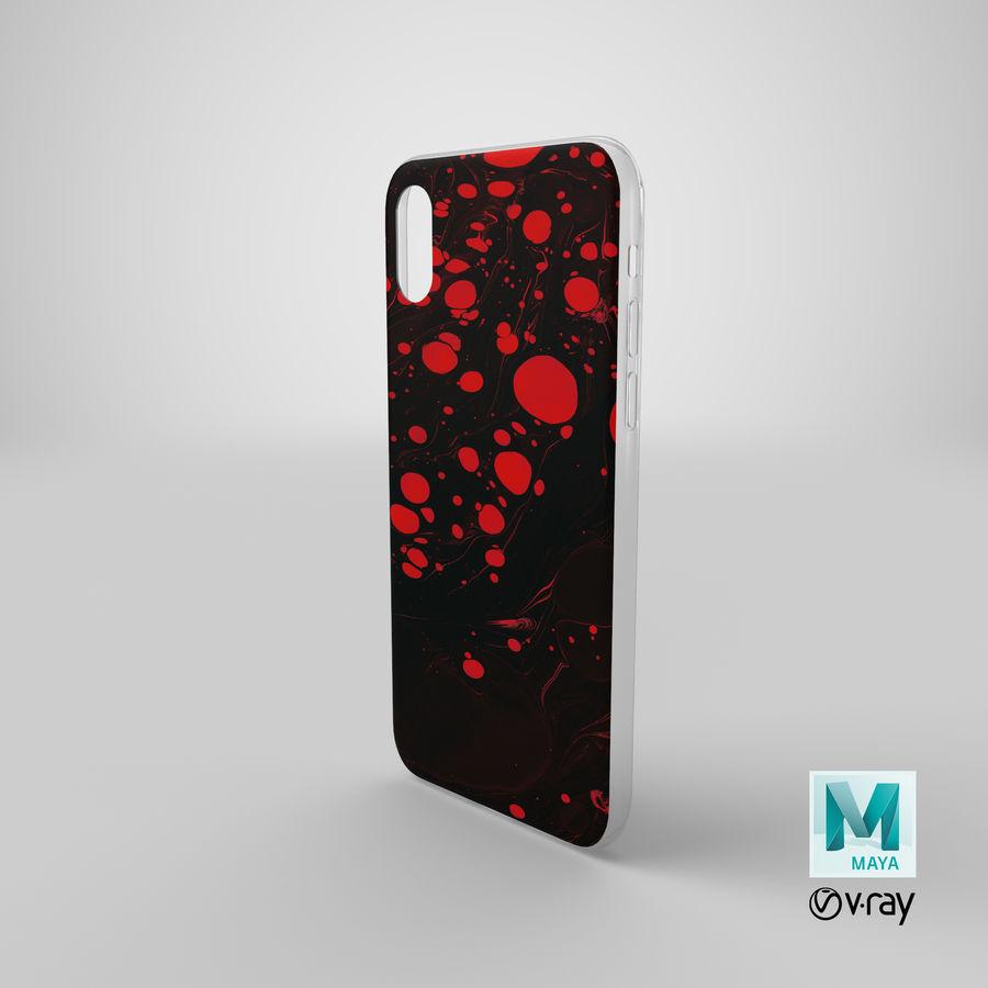 iPhone XS Kılıfı royalty-free 3d model - Preview no. 22