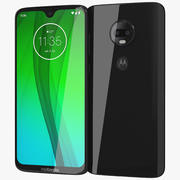 Motorola Moto G7 Black 3d model