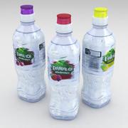 Bouteilles d'eau Collection Volvic Touch 750ml 3d model