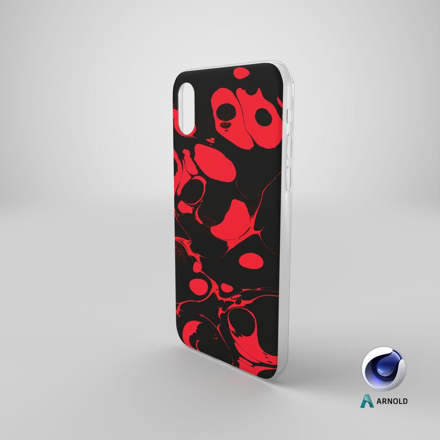 Custodia per iPhone XR royalty-free 3d model - Preview no. 14