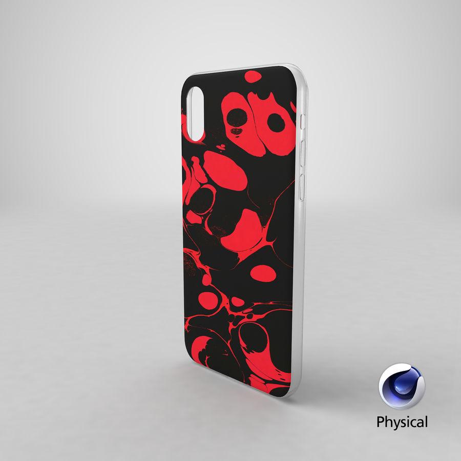 Custodia per iPhone XR royalty-free 3d model - Preview no. 13