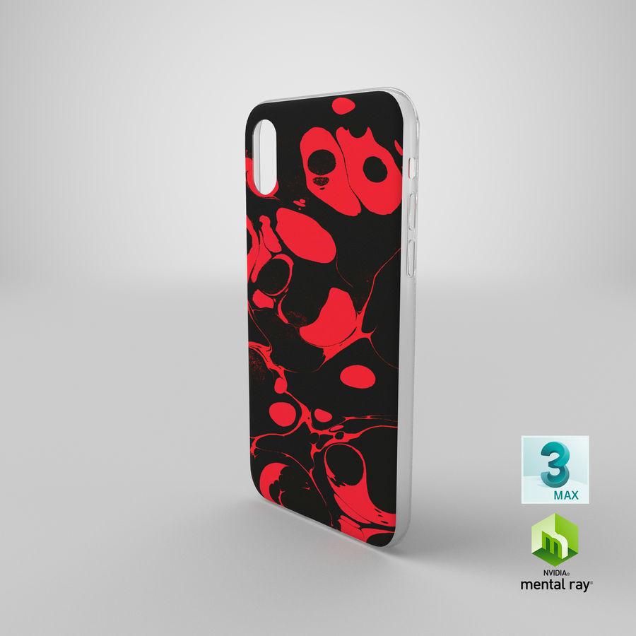 Custodia per iPhone XR royalty-free 3d model - Preview no. 18