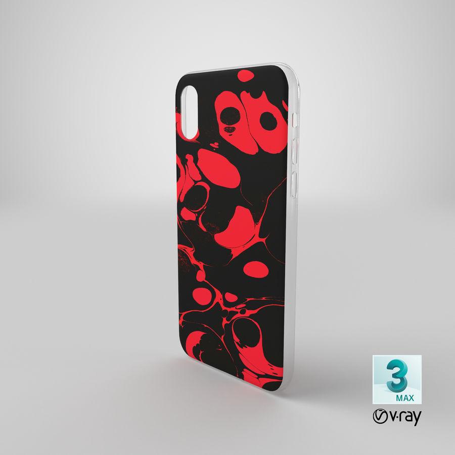 Custodia per iPhone XR royalty-free 3d model - Preview no. 19