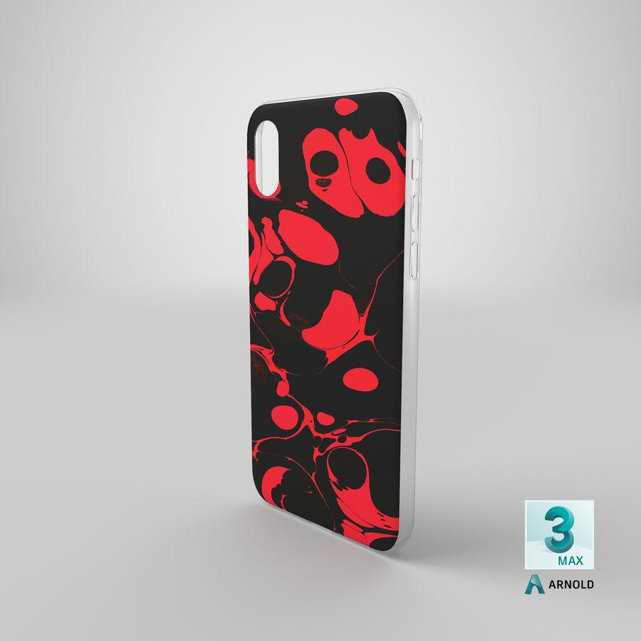 Custodia per iPhone XR royalty-free 3d model - Preview no. 17
