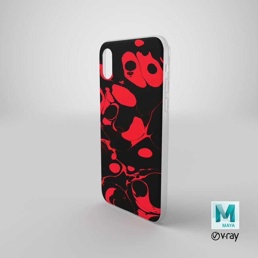 Custodia per iPhone XR royalty-free 3d model - Preview no. 22