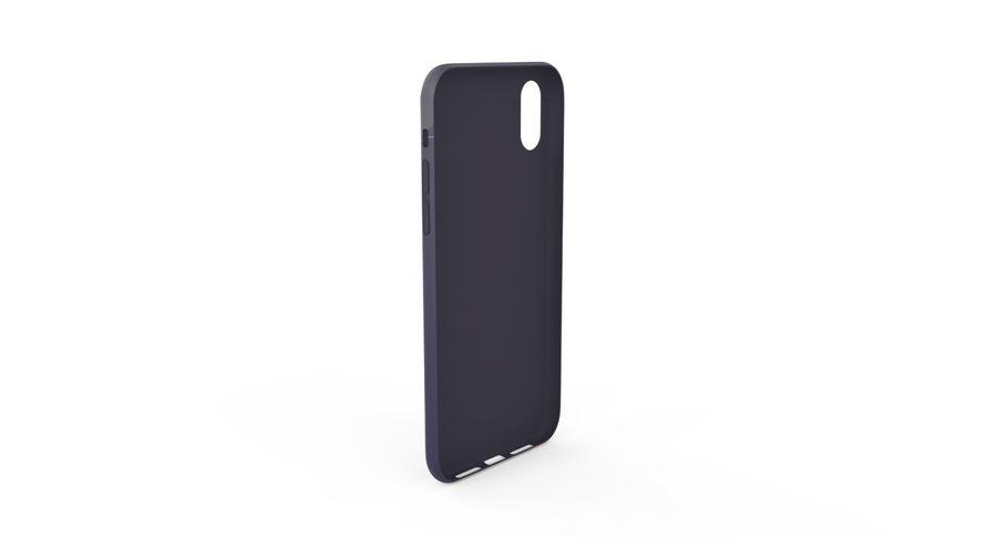 iPhone XS Kılıfı royalty-free 3d model - Preview no. 4