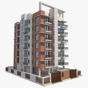 Wohnhaus 28 3d model