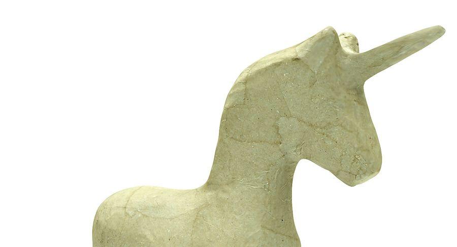 Figurine Horse Carton royalty-free 3d model - Preview no. 12
